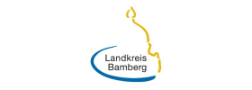 Logo: Landratsamt Bamberg